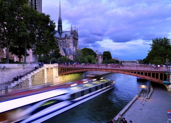 Paris Seine Normandie